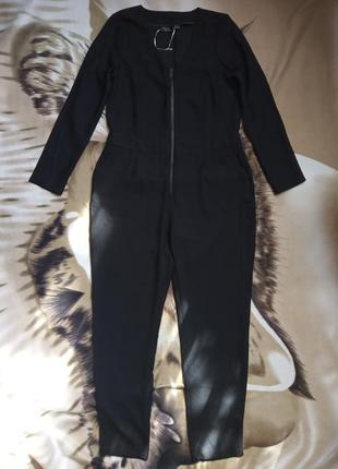 Стильний чорний комбінезон з штанами esmara ledi