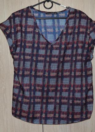 Шифоновая футболка, блуза atmosphere