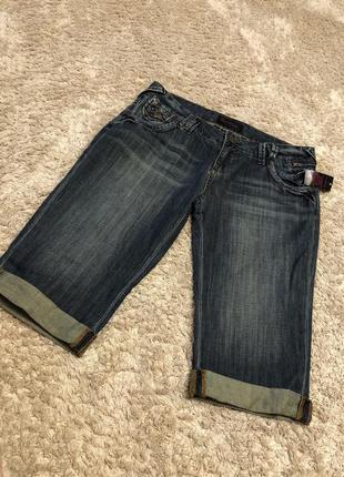 Шорти джинсові, розмір л