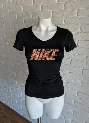 Nike pro компрессионная термо футболка оригинал adidas new balance under armor reebok puma