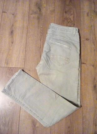 Світло сіірі джинси  toxik3