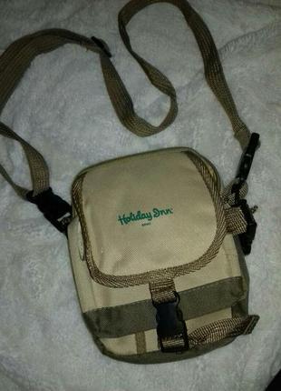 Мужская сумочка-органайзер