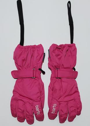 🧤barts оригинал зимнее перчатки на морозы  размер на 10 11 12 лет