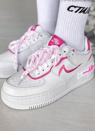 Nike air force shadow женские кроссовки кеды найк