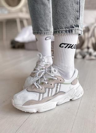 Adidas ozweego женские кроссовки адидас