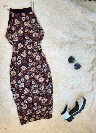 Платье миди карандаш міді сукня плаття