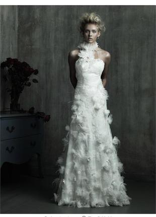 Весільна сукня allure couture c 178
