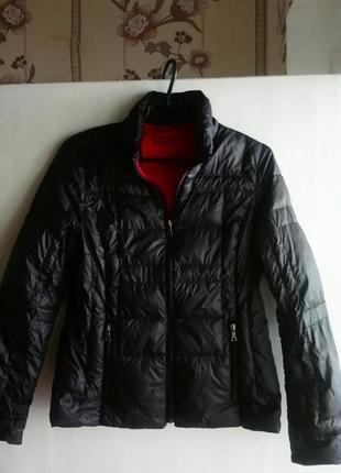 Легкая куртка . легкий невесомый пуховик