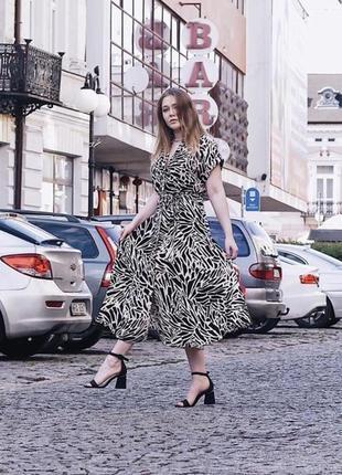 Платье h&m халатик s-m-l-xl
