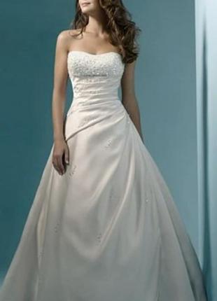 Сукня alfred angelo весільна