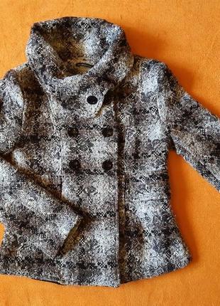 Укороченное пальто vera&nadezhda