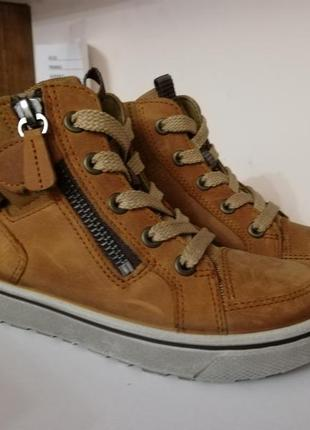 Ботинки хайтопы