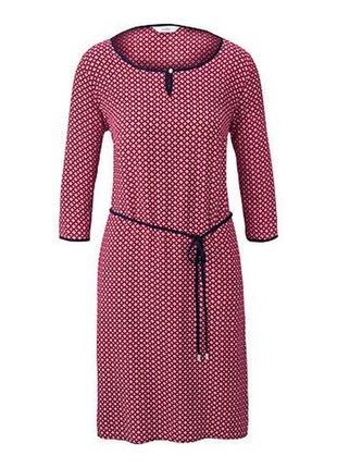 Струящееся платье-туника из вискозы tcm tchibo
