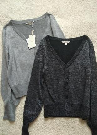 Кофта свитер на пуговицах