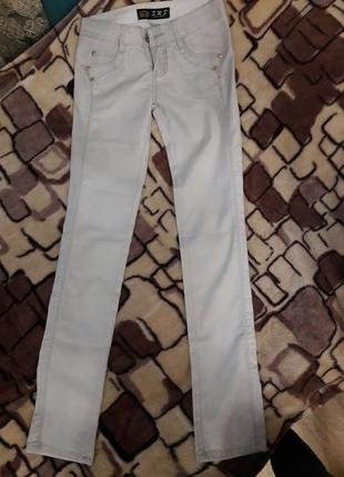 Летние джинси