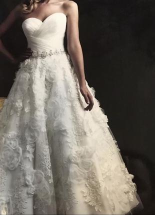 Allure bridals 8803 розкішна весільна сукня
