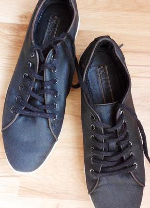 Туфли-мокасины zara, размер 40