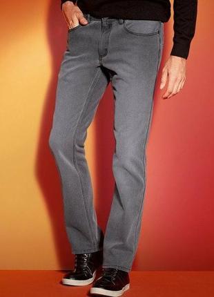 Термо джинсы, утепленные, на флисе, l 50 euro, 34-34 livergy, германия
