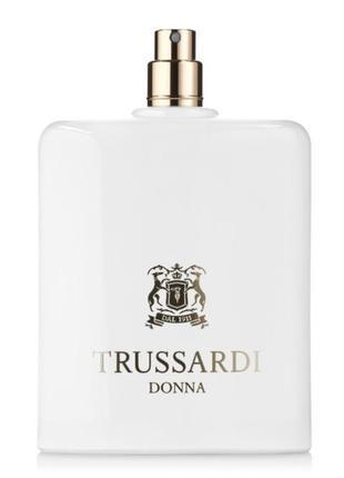 Trussardi donna 100 мл тестер оригинал