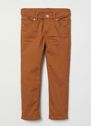 Шикарные брюки для мальчика 👦 h&m 128/134