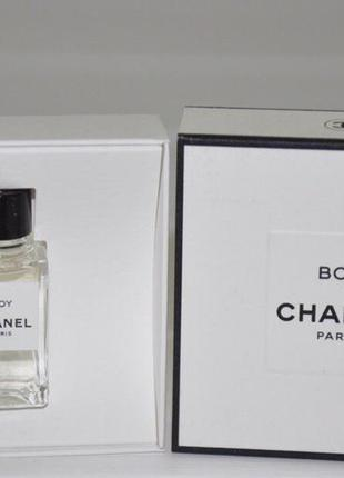Chanel boy 4 ml оригинал