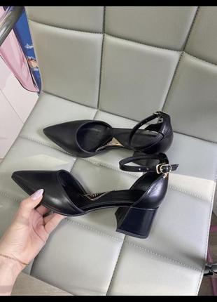 Турция 🇹🇷 натуральные туфли сандали лодочки