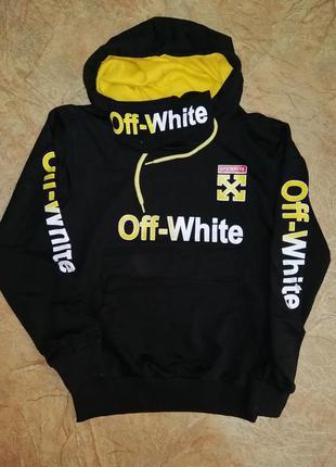 Батник off white
