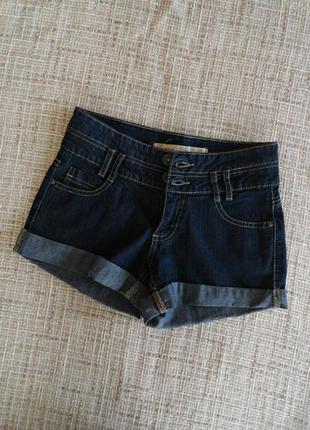 Очень классные джинсовые шортики / tammy / смотрите замеры