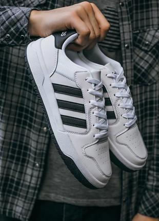 "Кросівки adidas new forum ""white\black"" кроссовки"