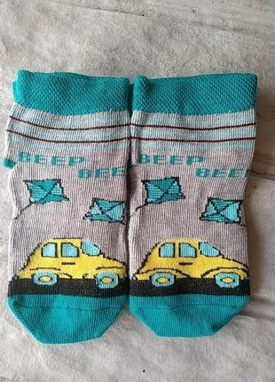 Носочки на хлопчика