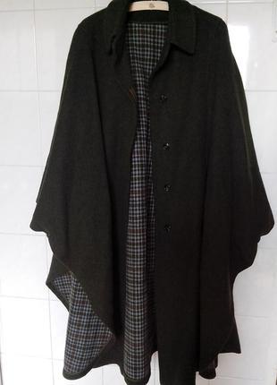 Пальто шестяное пальто 100% шерсть