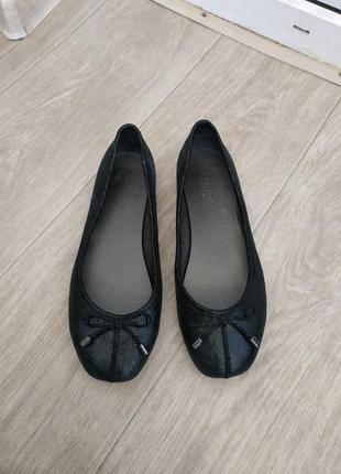 Туфли р.38 кожа