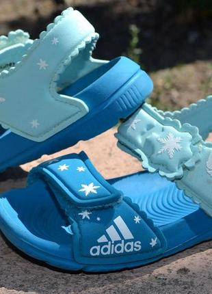 Продам сандали adidas  оригинал р. 25 (по стельке 16 см)