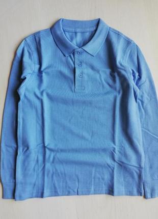 Рубашка - поло george с длинным рукавом