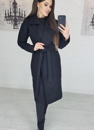 Пальто кашемировое мм