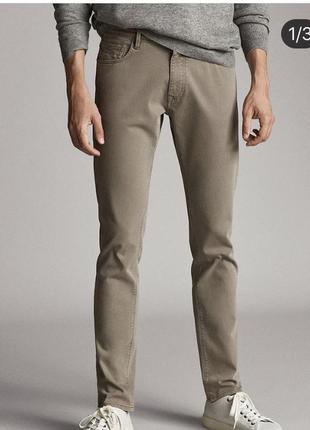 Мужские джинсы massimo dutti 👟🧢