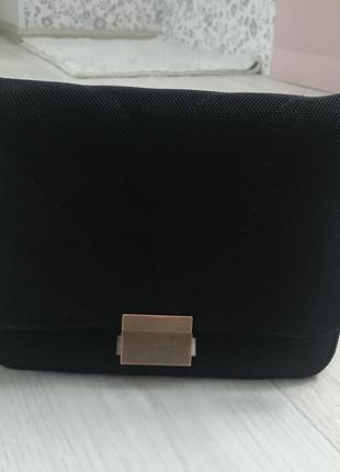 Мягкая сумочка - клатч