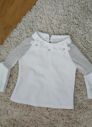 Блуза / шкільна форма / школьная форма