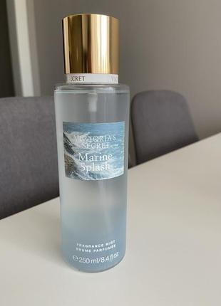 Спрей для тела marine splash victoria's secret