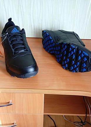 Кроссовки мужские кожаные adidas climawarm.