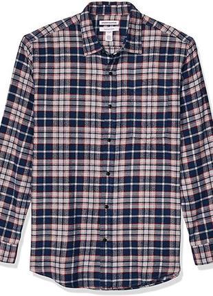 Фланелевая рубашка для мальчика 14-15 лет с сша