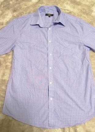 Качественная мужская рубашка george р. 50-52