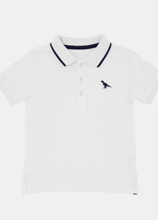 Классные футболки-поло от dunnes stores из англии на 3-4 годика