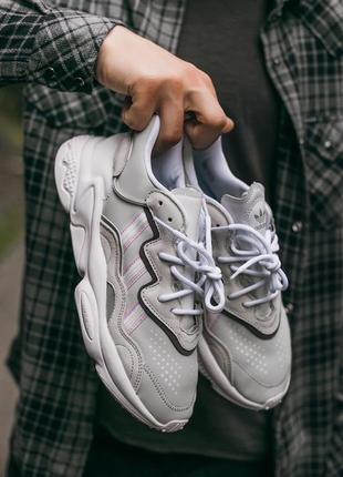 Adidas ozweego мужские кроссовки, чоловічі кросівки адидас