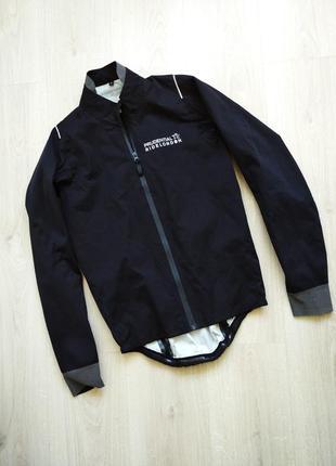 Куртка ветровка велокуртка prudential ridelondon