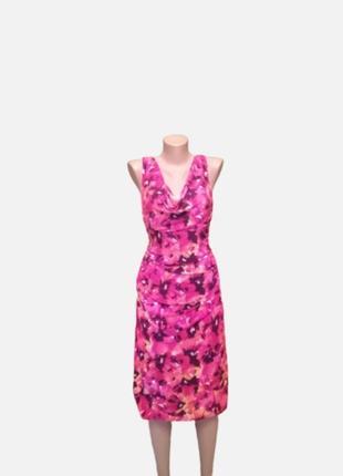 Фиерия красок платье ralph lauren