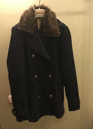 Пальто pull&bear торг!1