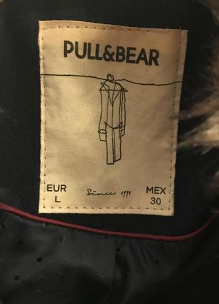 Пальто pull&bear торг!3
