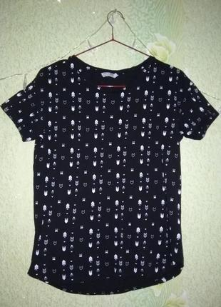 Новая футболка майка поло pull&bear