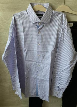 Рубашка hugo boss оригинал